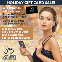 Bernards Gift Card